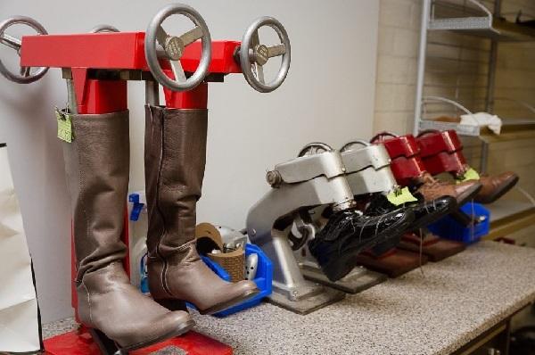 Aanpassen schoenen en laarzen