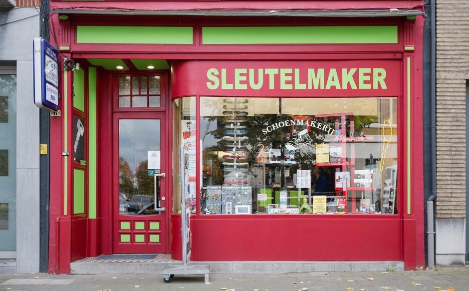 Winkel slotenmaker ROBSAN Wilrijk