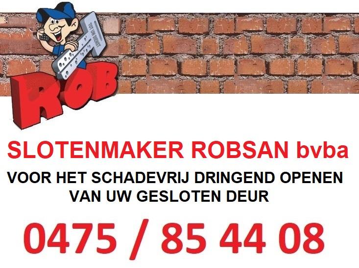 Slotenmaker Rob - Openen deuren