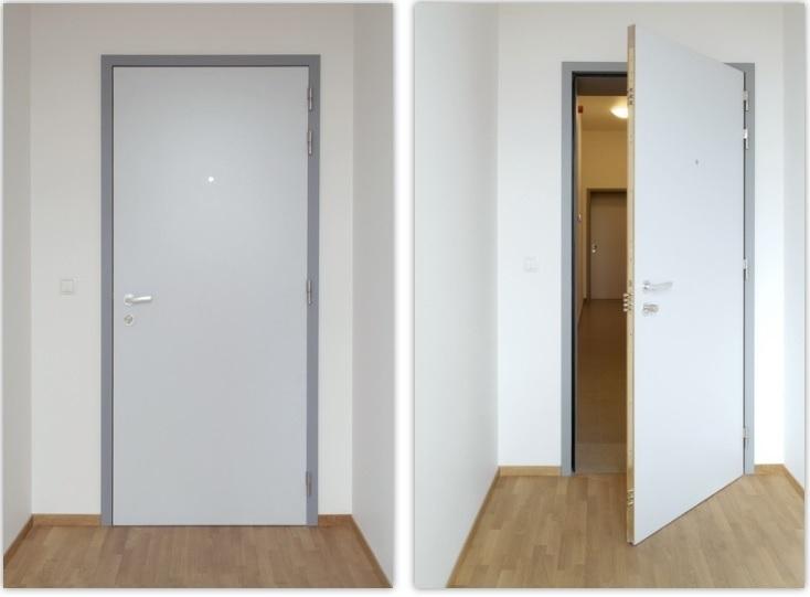 Veiligheidsdeuren - Gepantserde deuren MECOP