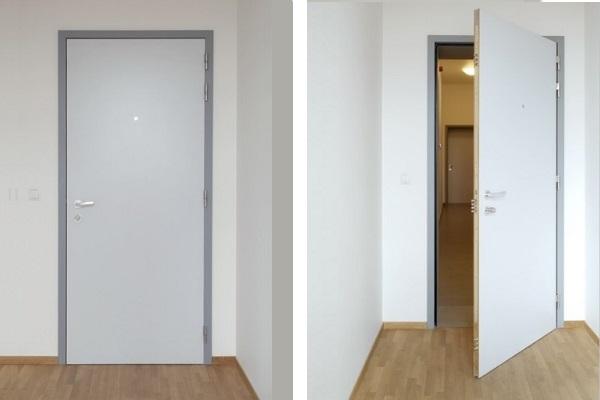 MECOP gepantserde deuren