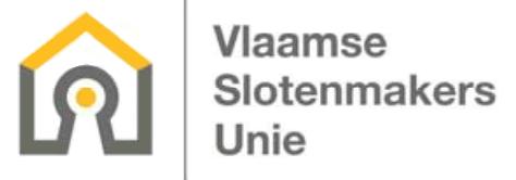 VSU - Erkend Lid - Slotenmaker ROB