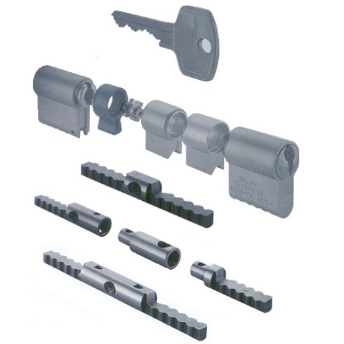 DOM Modulaire cilinderuitvoering